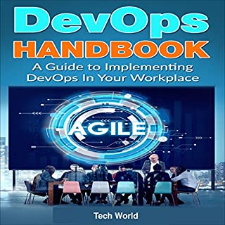 DevOps Handbook cover art