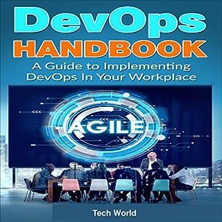 DevOps Handbook audiobook cover art
