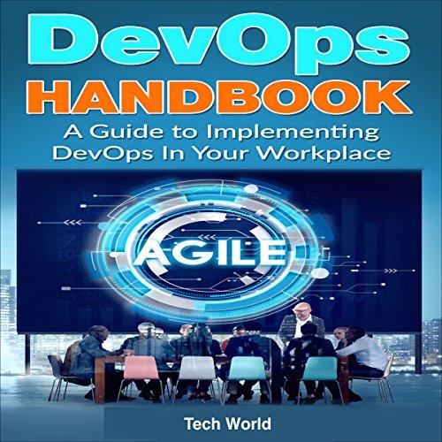 Page de couverture de DevOps Handbook