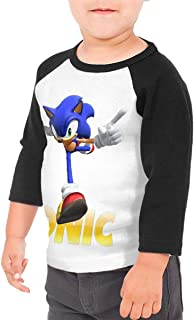 JChesterton Sonic The Hedgehog Cartoon Kid's Classic Tshirt