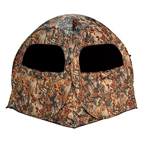 Barronett Blinds Territory Terminator Hunting Blind, Waylay Camo, 68 x 68 x 66 inches