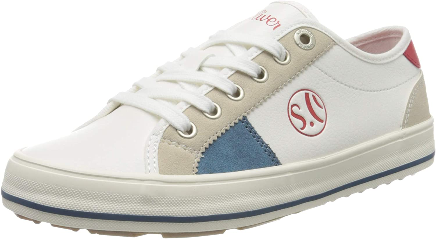 s.Oliver Women's Sneaker Shipping included Low-top Charlotte Mall