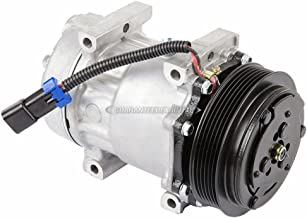 AC Compressor & A/C Clutch For International Replaces Sanden 4815 - BuyAutoParts 60-02924NA NEW