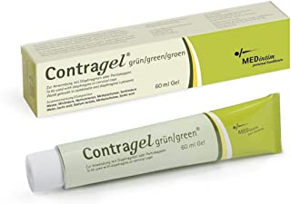 Contragel Green Contraceptive 2.03oz / 60ml Pack of 2