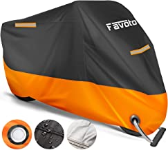 Neu Motorrad Abdeckung Urban Sport Roller Abdeckplane Faltgarage UV-Schutz DE