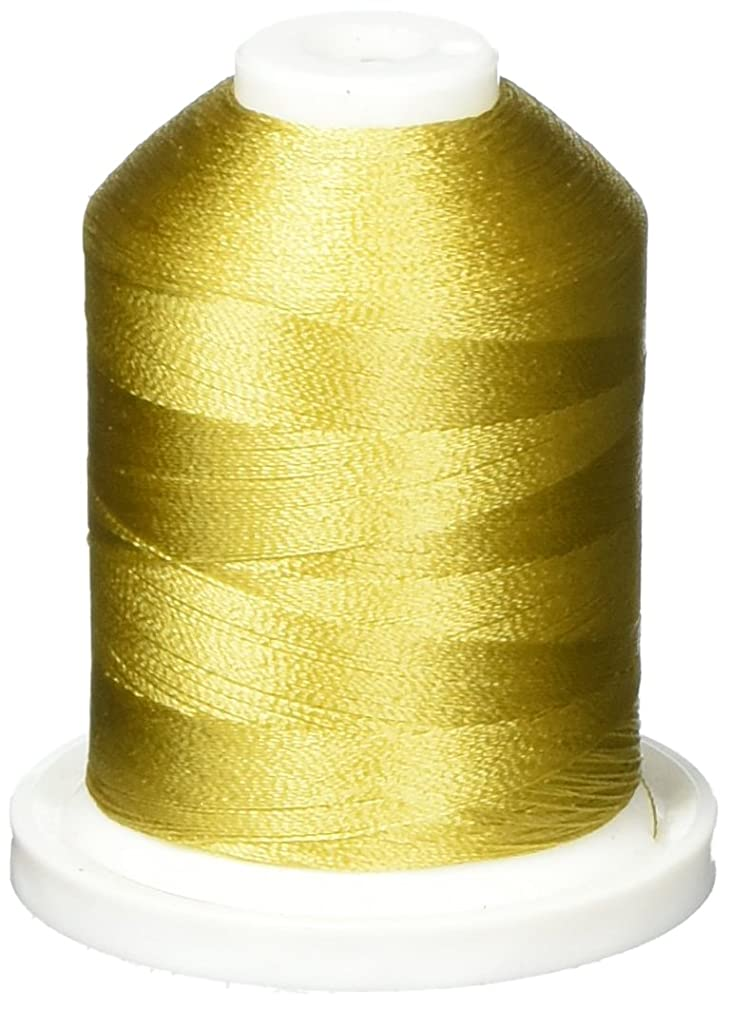 Robison-Anton Rayon Super Strength Thread, 1100-Yard, Marine Gold