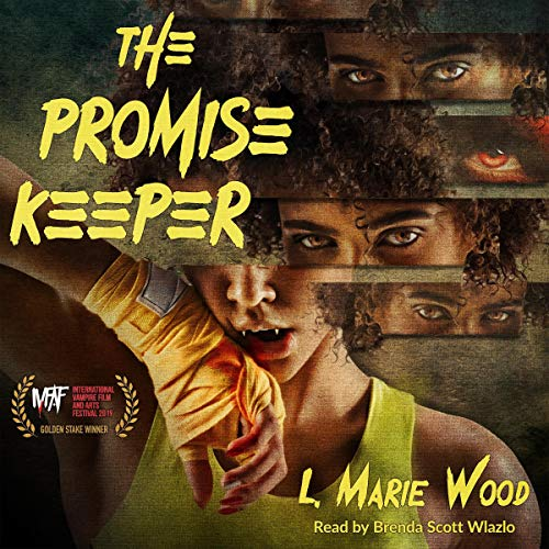 The Promise Keeper Audiobook By L. Marie Wood cover art