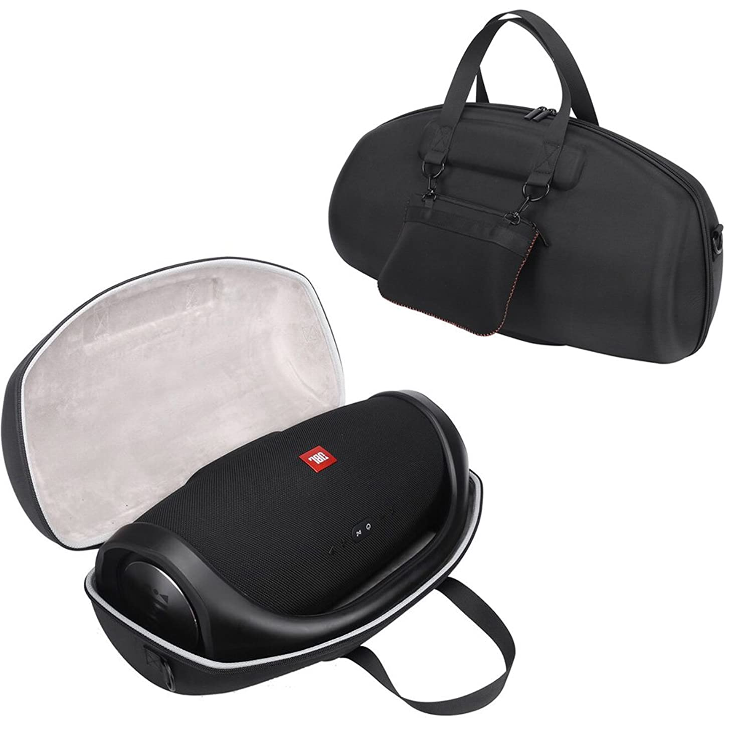Zaracle Hard Travelling Case Storage Bag Protective Pouch Bag Carrying case for JBL Boombox Portable Bluetooth Waterproof Speaker