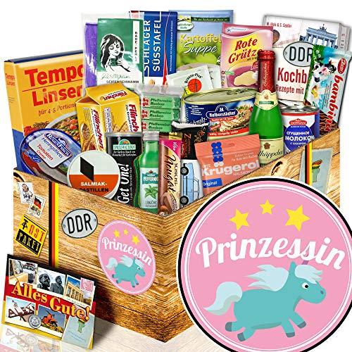 Prinzessin / Geschenke Prinzessin / Spezialitäten Ostbox