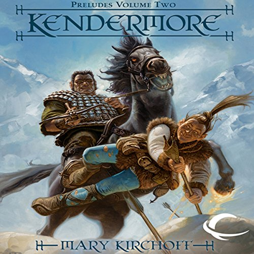 Kendermore audiobook cover art