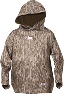 Banded Youth Tec Fleece Pullover - Bottomland