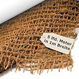 Böschungsmatte Kokos 100cm breit - 5m lang