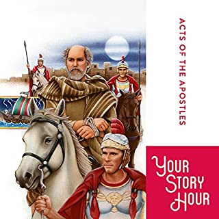 Acts of the Apostles (Dramatized)                   By:                                                                                                                                 Your Story Hour                               Narrated by:                                                                                                                                 Carole Pezet,                                                                                        Stanley Hill                      Length: 6 hrs and 39 mins     61 ratings     Overall 4.7