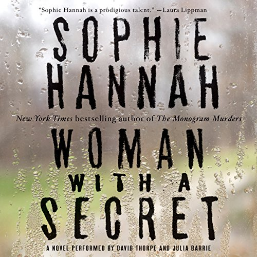 Woman with a Secret audiobook cover art