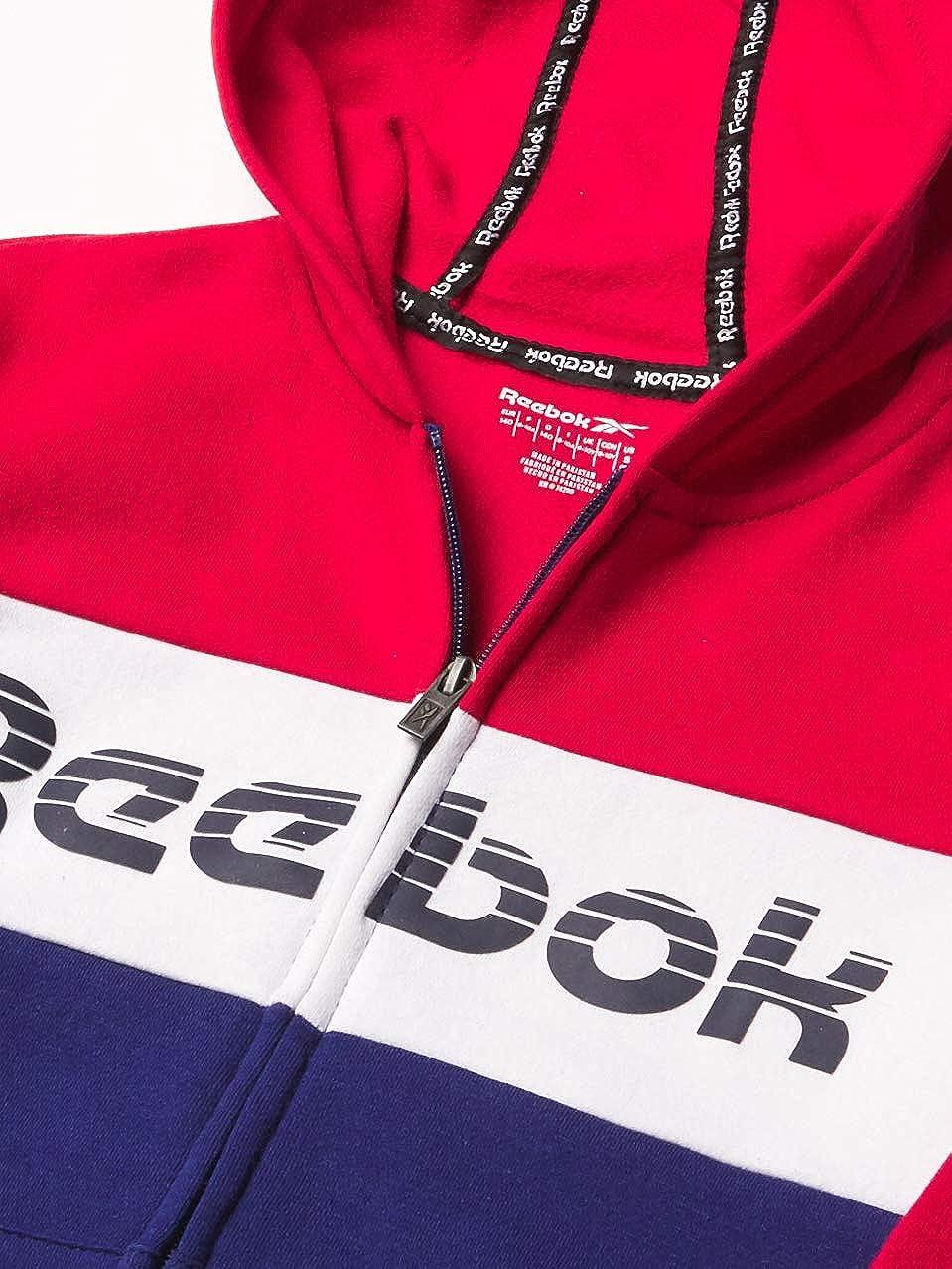 Reebok Boys' Active Hoodie: Clothing