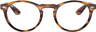 mens Rx5283 Round Eyeglass Frames Round Prescription...