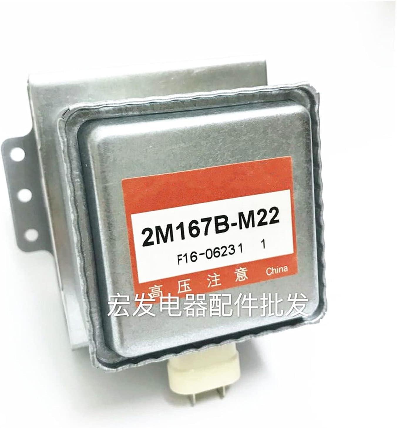 ZCX Zcxiong 100% Nuevo para P/anasonic Industrial Microwave Horno Partes 2M167B-M22 Magnetron Microondas Magretron Accesorios Magnetron Parte