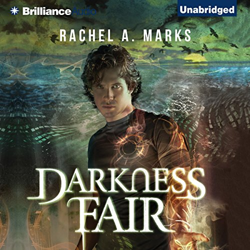 Darkness Fair audiobook cover art