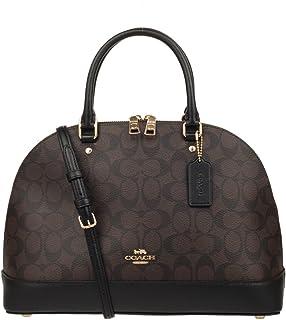 COACH Womens large size PVC Hand shoulder bag F27584