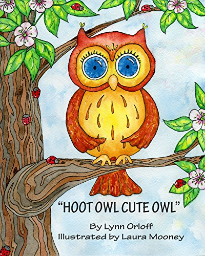 Hoot Owl Cute Owl: a rhyming book about good manners (English Edition)