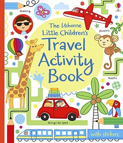 Maclaine, J: Little Children's Travel Activity Book (Activity Books)