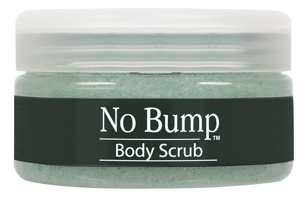 GiGi No Bump Body Scrub With Salicylic Acid for Ingrown Hair & Razor Burns