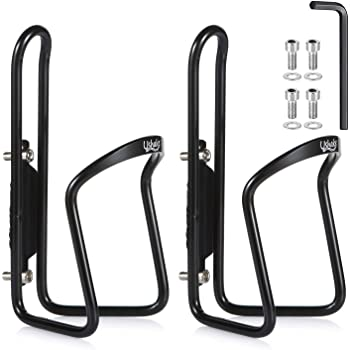 Ibera Bicycle 4 Colors Lightweighted Alloy Bike Water Bottle Cage Holder NEW BC5