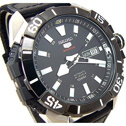 Seiko Netz Me Up Watch SPORTS QA Automatische Reloj SRP799K1