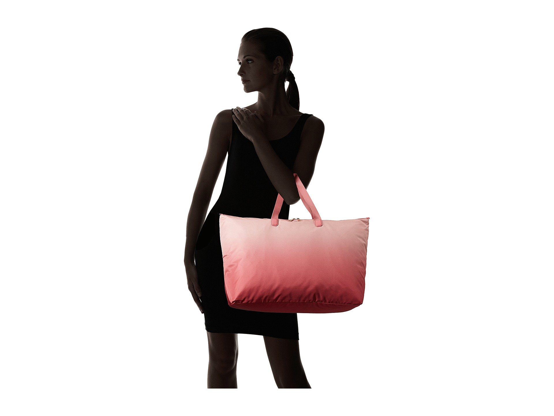Pink Ombre Just Voyageur Case® Tumi Tote In xwg7qXXp