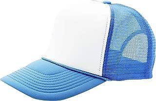 Premium Trucker Cap Modern Summer Urban Style Cap - Adjustable Snapback - Unisex Design - Mesh Back