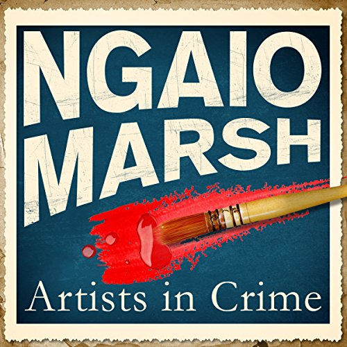Couverture de Artists in Crime