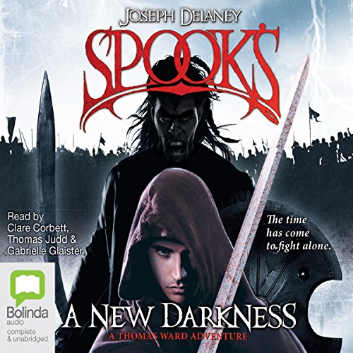 A New Darkness cover art