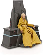 Star Wars Black Series Supreme Leader Snoke w/ Throne 6 Inch Action Figure Set