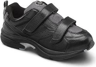 Dr. Comfort Women's Spirit X Black Diabetic Athletic Shoes