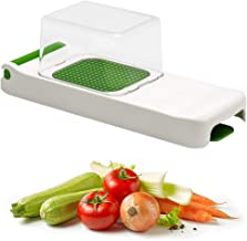 Alligator 11-1/4-Inch Dicer with Collector, White