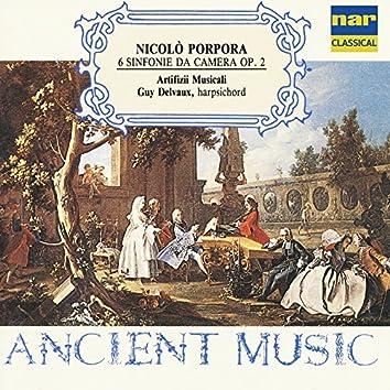 Nicolò Porpora: Sei sinfonie da camera, Op. 2