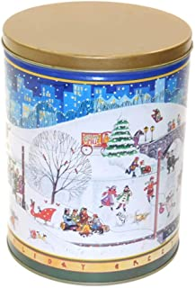 1994 Trail's End Gourmet Popcorn Holiday Series Boy Scouts Collector Tin Canister