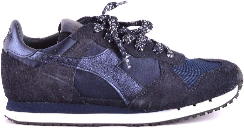 Diadora Woherrar MCBI32890 blå blå blå mocka skor  omtänksam service