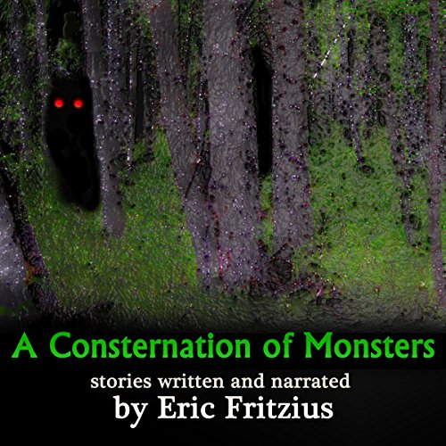 A Consternation of Monsters audiobook cover art