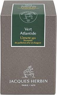 Jacques Herbin 350 Vert Atlantide - 50ml Bottled Ink