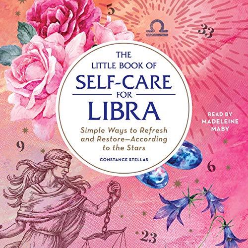 Couverture de The Little Book of Self-Care for Libra