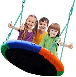 BLUE ISLAND Tree Swing-Children's Outdoor Large Size 40