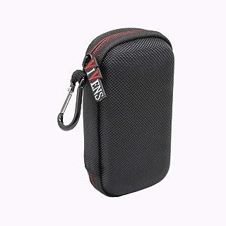 Mp3 Player Tasche,Tragbar Tasche für MP3/MP4 Player Bluetooth Musik Player Hart Reise Tasche Case Hülle von VIVENS (Schwarz)