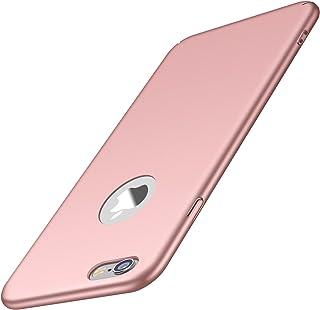 Almiao Funda iPhone 6/iPhone 6s w/ [iPhone 6/iPhone 6s Screen Protector Funda Protectora de teléfono Delgada Minimalista P...