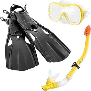 Intex 55658 - Kit de natación Wave Rider Sports