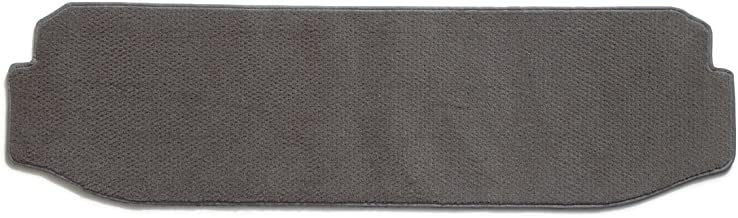 Premier Custom Fit 1-piece Cargo Area Carpet Floor Mat for Ford Bronco (Premium Nylon, Gray)