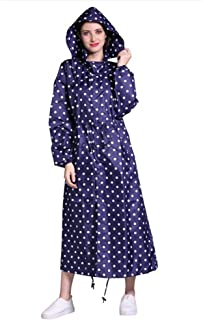 PENGFEI 女性 レインコート ポンチョ 防水 拡張スタイル 日焼け止め 通気性のある 観光 薄いです 6色、 平均コード (色 : 40センチメートル-24ワット, サイズ さいず : XL)
