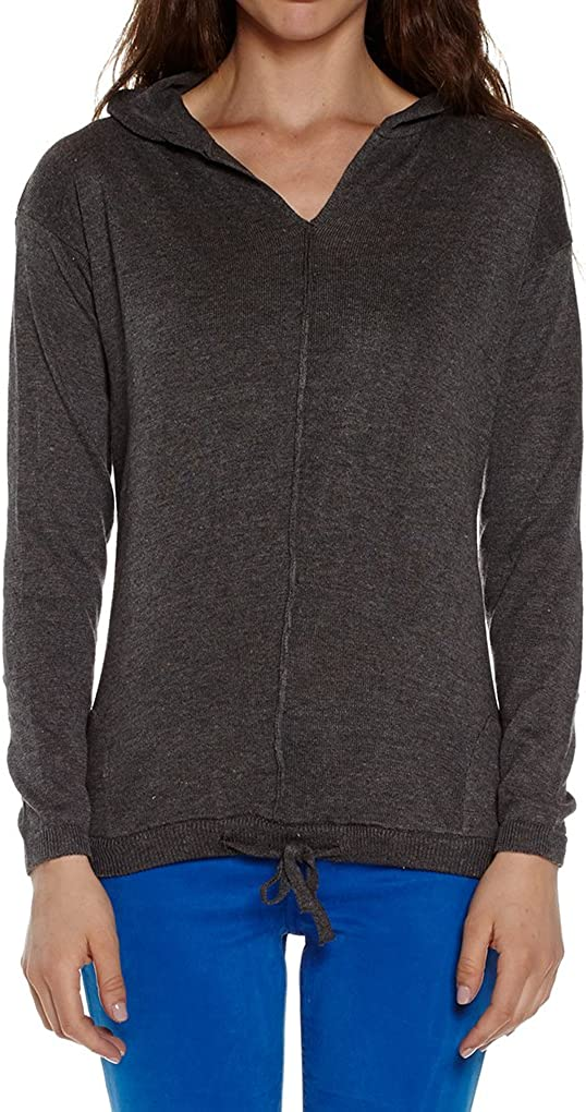 Dinamit Juniors Popular products Hooded New arrival Pullover Cotton Grey ML Sweater D