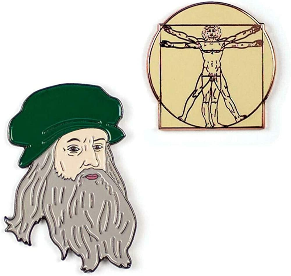 Brand Cheap Sale Venue The Unemployed Philosophers Guild Leonardo Vitruvia da Vinci Rapid rise and