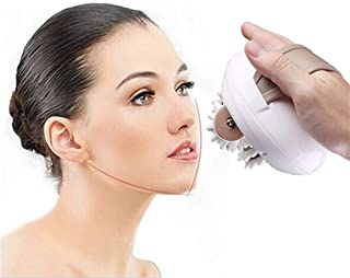 Professional 3D Mini Facial Kneading Massage Roller Electric Anti-Cellulite Control System Massager Body Slimmer